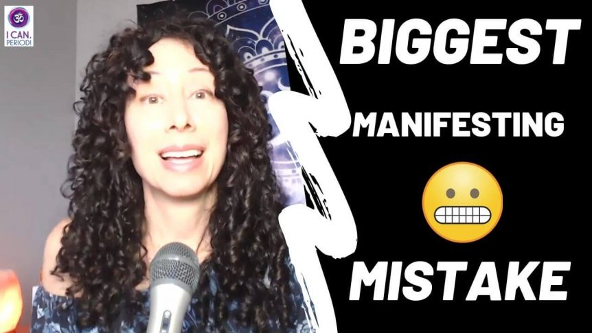 Manifesting Biggest mistake thumbnail