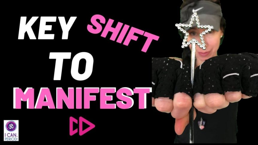 Key shift to manifest thumbnail